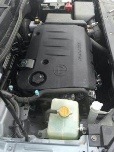 کاور موتور برلیانس h320-h330